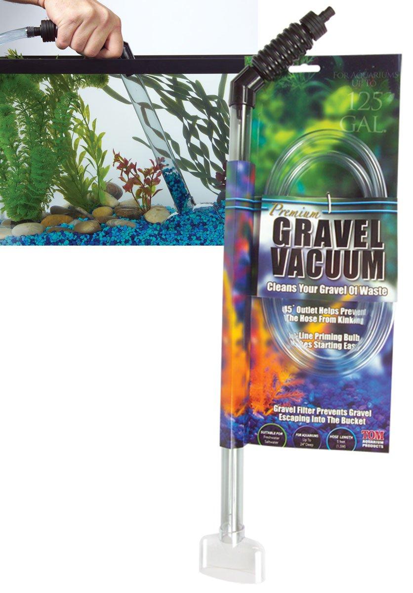Koller Products TOM Aquarium Gravel Vacuum 24-Inches Length