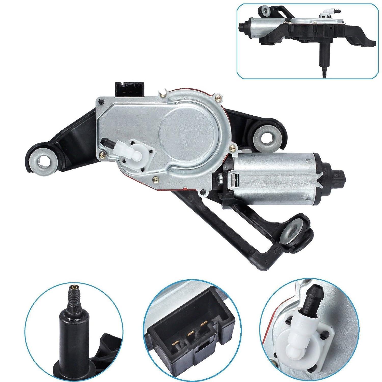 Motor de limpiaparabrisas trasero 579741 67637199569: Amazon.es ...
