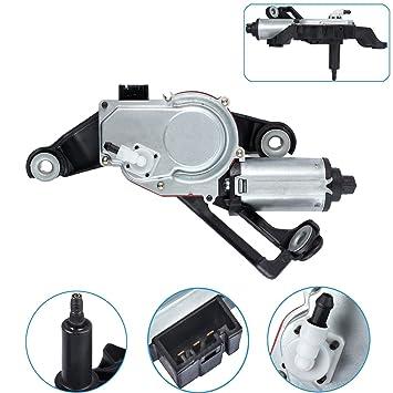 Motor de limpiaparabrisas trasero 579741 67637199569: Amazon.es: Coche y moto