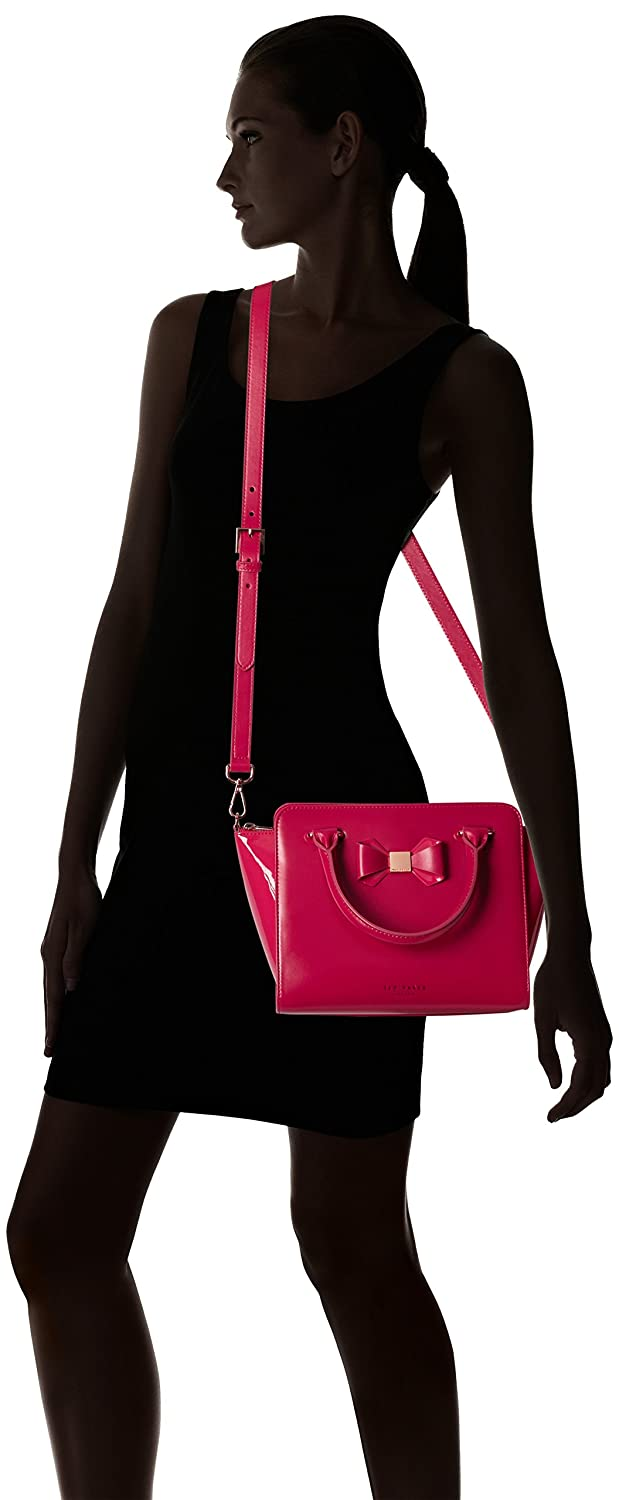 a0b5a814ffd9c Ted Baker Paiton Bow Satchel Changed To Ashlene Shoulder Bag