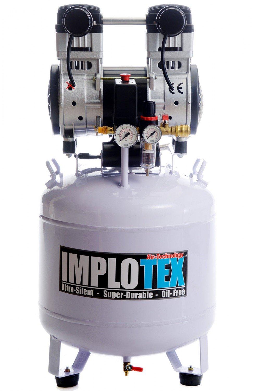 1500W 2PS flüster-Compresor de aire comprimido Compresor 60dB Silencioso sin aceite implotex: Amazon.es: Libros