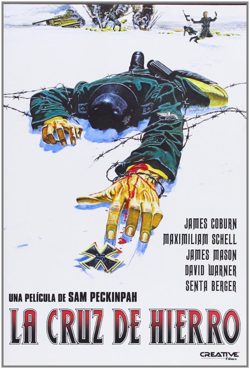 La Cruz De Hierro [DVD]