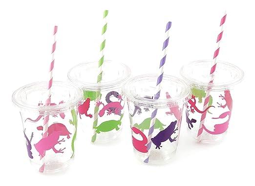 Stesha Party Vasos Desechables para Fiesta de cumpleaños ...