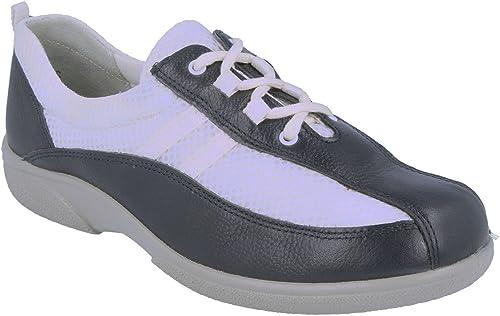 Db Shoes Women's Claudia 4E Navy