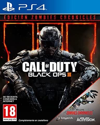 Call Of Duty Black Ops III - Zombies Chronicles: Amazon.es ...