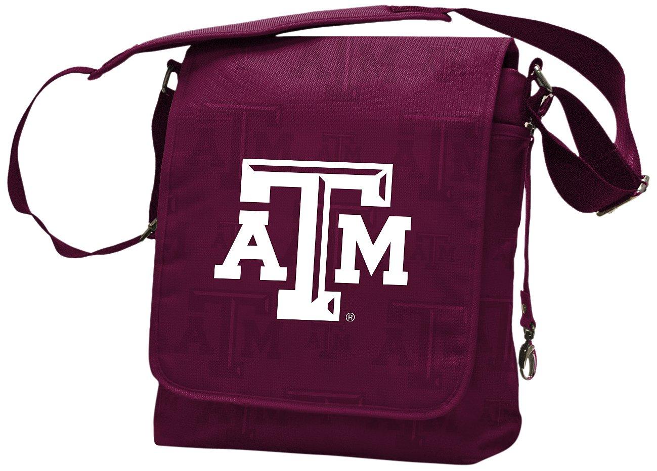 Lilファンおむつメッセンジャーバッグカレッジコレクション B00ULNKO0C Texas A&M Texas A&M