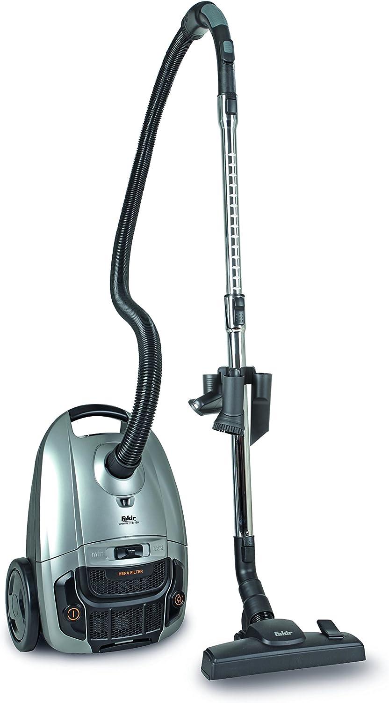 Fakir Artemis TS 150 - Aspiradora con Bolsa, aspiradora con Cable, extrasilenciosa, Motor de Alto Rendimiento, Filtro HEPA 13, 700 W: Amazon.es: Hogar