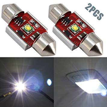 Interior de luces led para auto - DE3175 DE3021 DE3022 C5W 31mm Festoon Bombillas LED Canbus