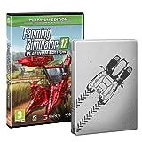 Farming Simulator 17 Platinum Edition Steel Book (PC CD)