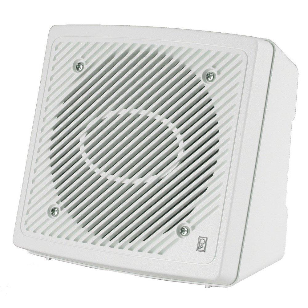 Poly-Planar MA1610W  Premium Enclosed Flush Speaker Pair, 5.25-Inch (White)