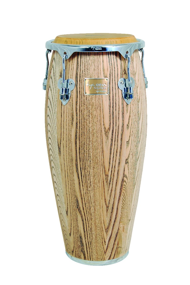 Tycoon Percussion 10 Inch Master Grand Series Requinto With Single Stand by Tycoon Percussion