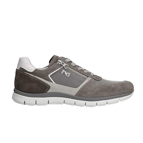 Nero Giardini Sneakers Scarpe Uomo Fumo 0350 P800350U  Amazon.it  Scarpe e  borse 7e55f2bd94f