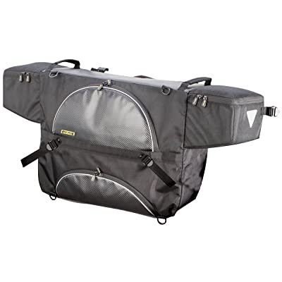 Nelson-Rigg RG-004 Black UTV Rear Cargo Bag: Automotive