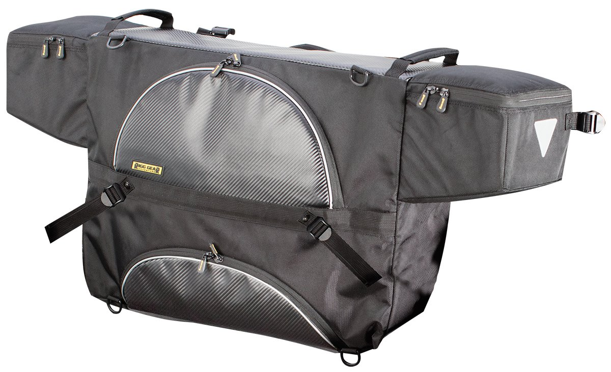Nelson-Rigg RG-004 Black UTV Rear Cargo Bag by Nelson-Rigg