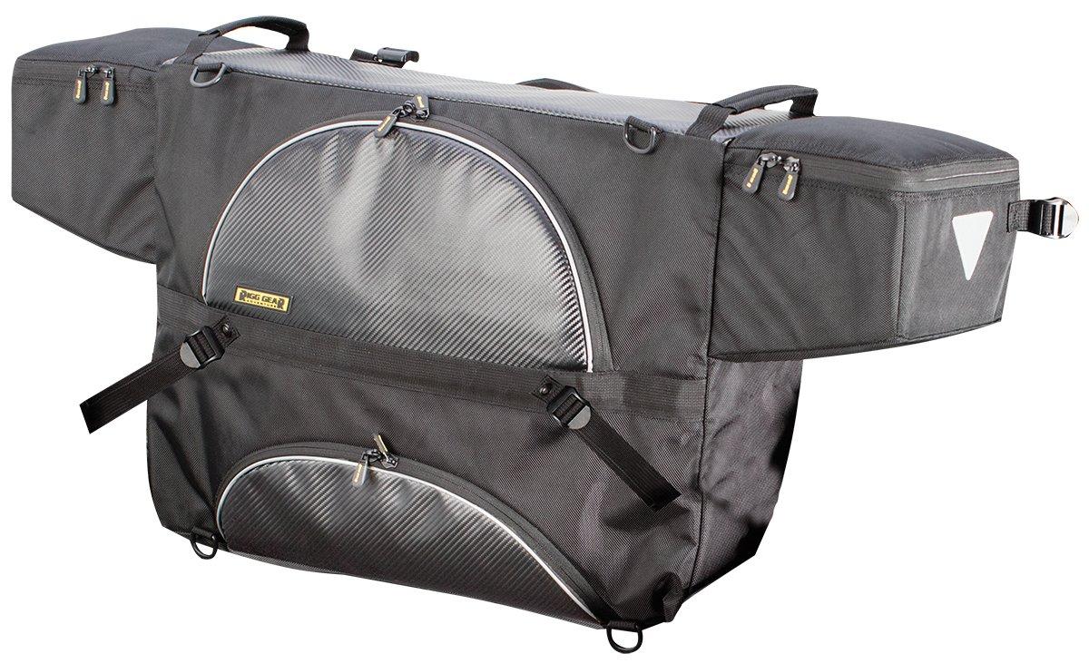 Nelson-Rigg RG-004 Black UTV Rear Cargo Bag