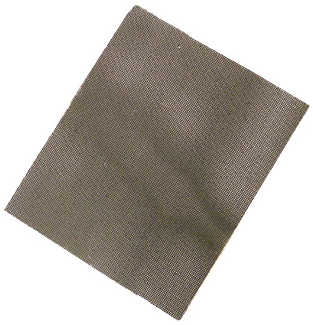 SIA Abrasives 7588.8691.0120 Series 2790 Sianet Coated Abrasive Sheet, Sand Screen, Mesh Backing, Silicon Carbide Grit, 120 Grade, 11'' Width, 9'' Length (Pack of 100)