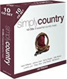 Simply Country (10cd)