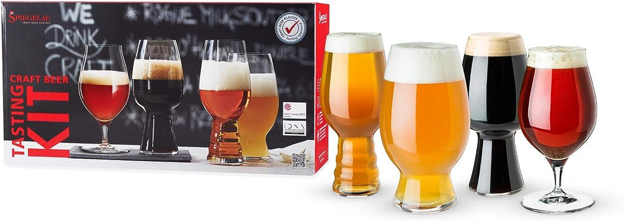 Craft Beer Tasting Kit Glasses