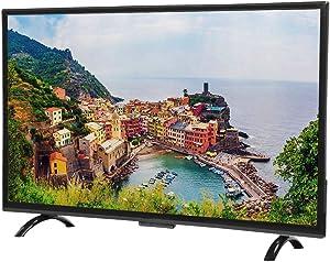 Smart TV, 4K/HDR/HD/Curvature Gran Pantalla Curva Televisión de 55 Pulgadas (HDMI/USB/VGA con Paquete de Control de Voz con HDMI 4K de Ultra Alta definición(3)