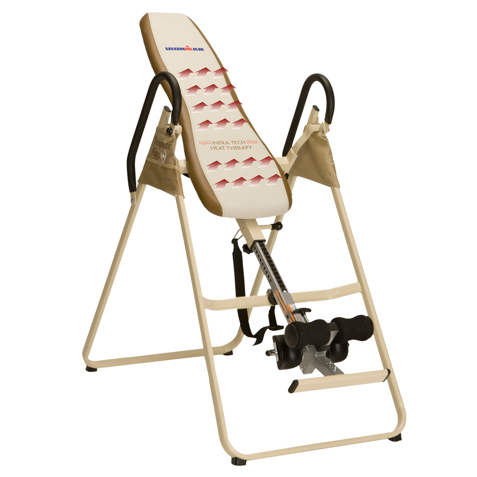 Ironman IFT 1000 Infrared Therapy Inversion Table by IRONMAN