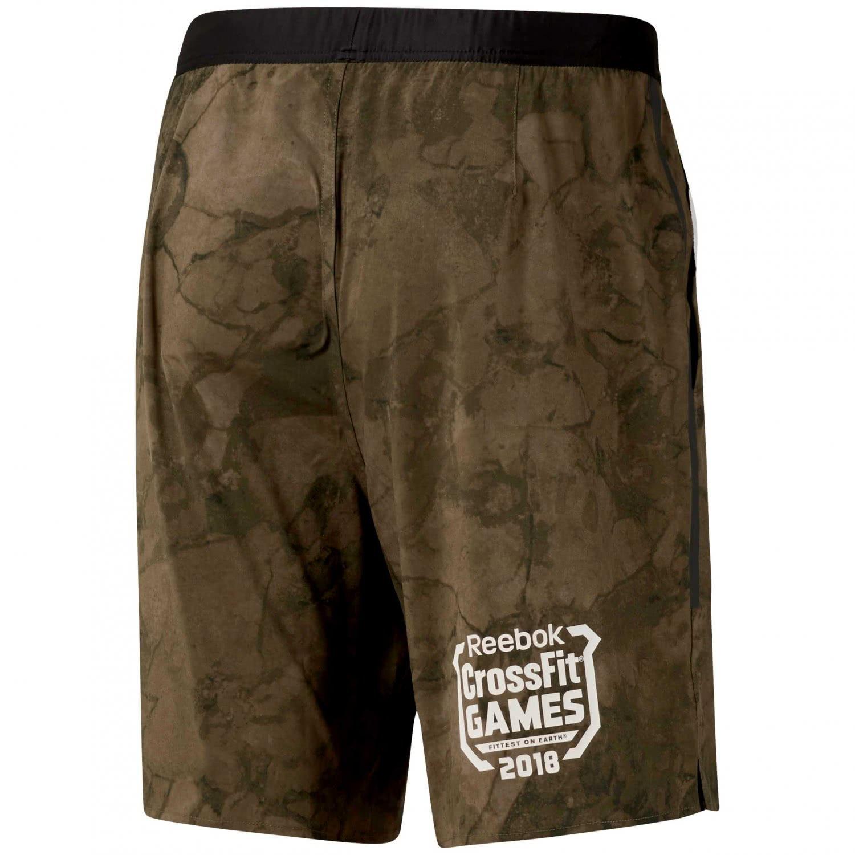 59389aa9187e Amazon.com  Reebok Crossfit Speed Mens Training Shorts - Black-L  Sports    Outdoors