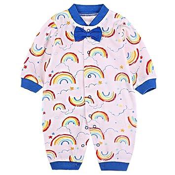 9468ea1a7f877 YY-Natuhi ベビー服 女の子 男の子 ロンパース 新生児 赤ちゃん ボディースーツ 肌着 出産祝い 子供服