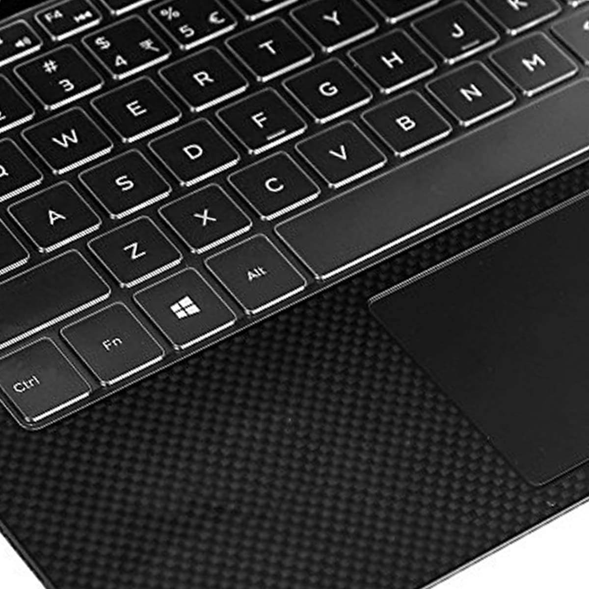 Dell XPS 15 Keyboard Cover Protector Skin DELL XPS 15-9570 15-9550 15-9560 15.6 Laptop Clear NOT fit DELL XPS 15 9575 DELL Precision 15-5510 M5510 US Layout