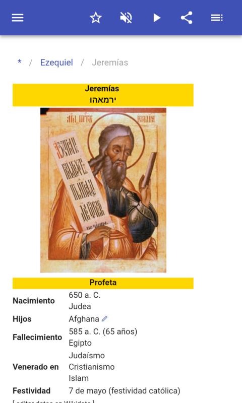 Los profetas del Antiguo Testamento: Amazon.es: Appstore