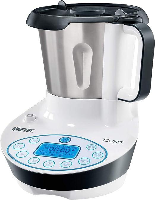 Imetec 7780 Cukò - Robot de cocina, incluye libro de 100 recetas ...