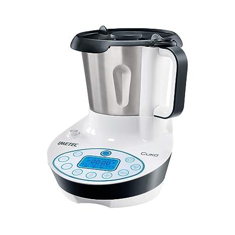 Imetec Cukò Robot da Cucina Multifunzione con Cottura, Multicooker ...