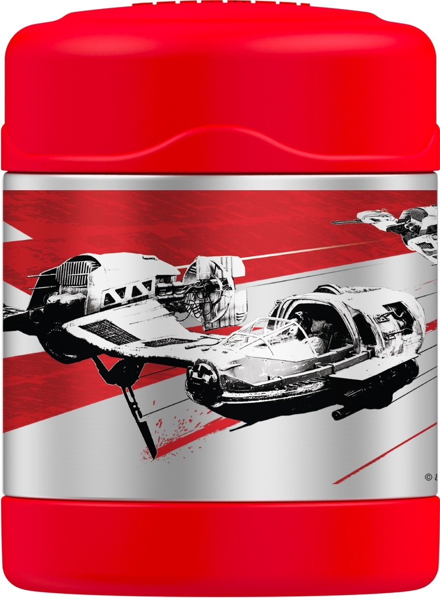 Thermos Funtainer 10 Ounce Food Jar, Star Wars The First Order