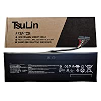 TsuLin BTY-M47 Laptop Battery Replacement for MSI GS40 GS40 6QE GS43 GS43VR 6RE Series Notebook 7.6V 61.25Wh 8060mAh
