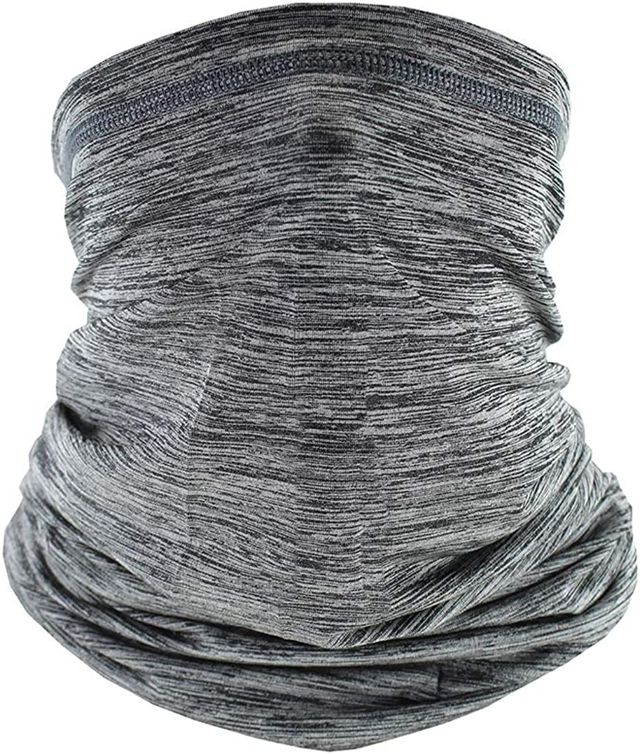 Duiro Neck Gaiter UV Protection Face Cover Cloth Washable Summer Face Scarf Ski Shield Anti-Dust Balaclava