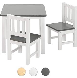 Sitzgruppe 3tlgkindersitzgruppe Itokxpzu Stühle Woltu Mit 2 Kindertisch htdQrs