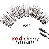 Red Cherry - Falsche Wimpern Nr. 218 - Echthaar