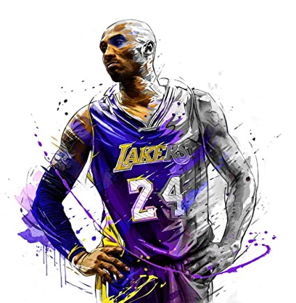 half off f792d d8051 Tallenge - Spirit of Sports - Los Angeles Lakers Kobe Bryant - Basketball -  Motivational Poster - Large Poster Paper (18 x 24 inches)  Amazon.in  Home    ...