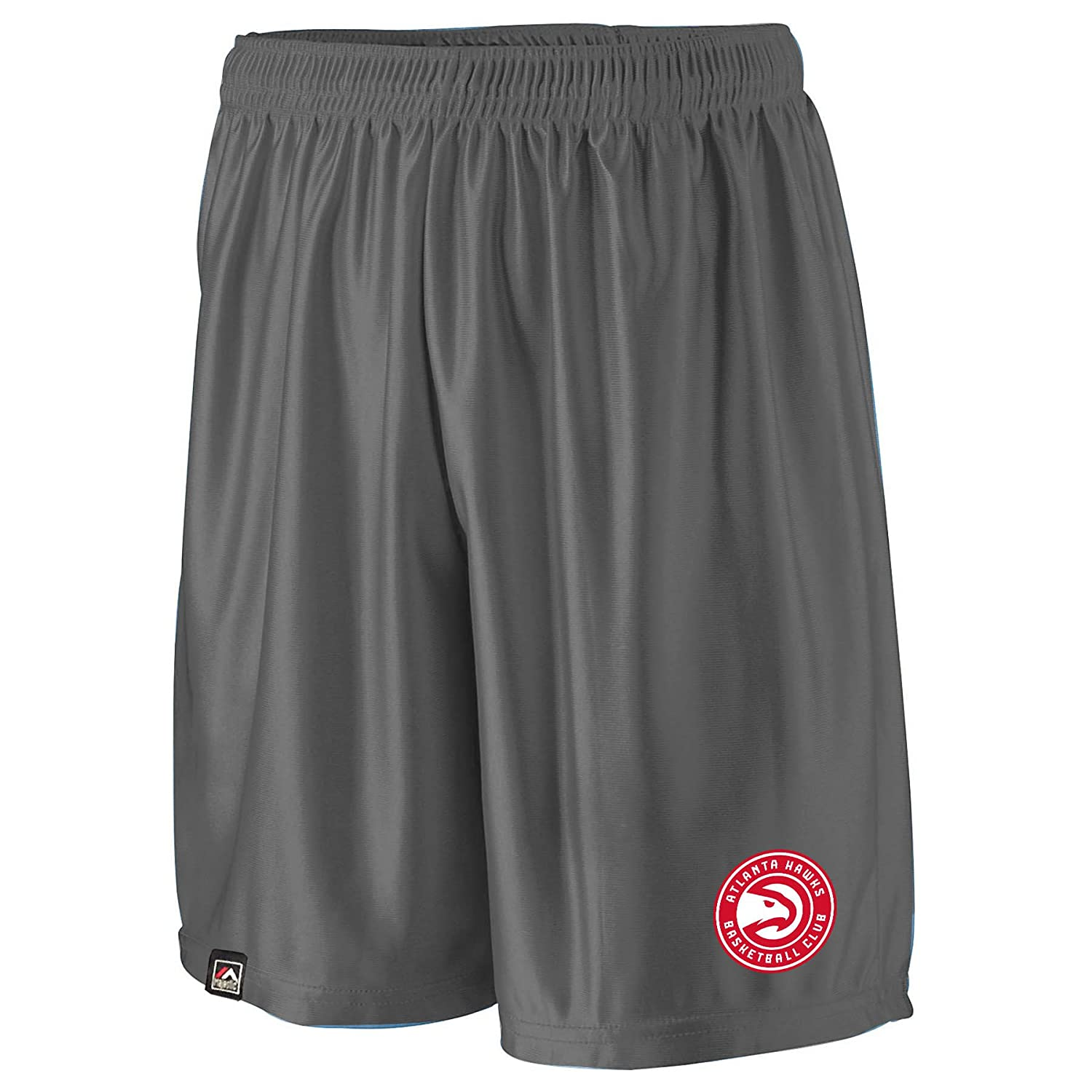 NBA Mens B/&T Poly Fleece Team Shorts