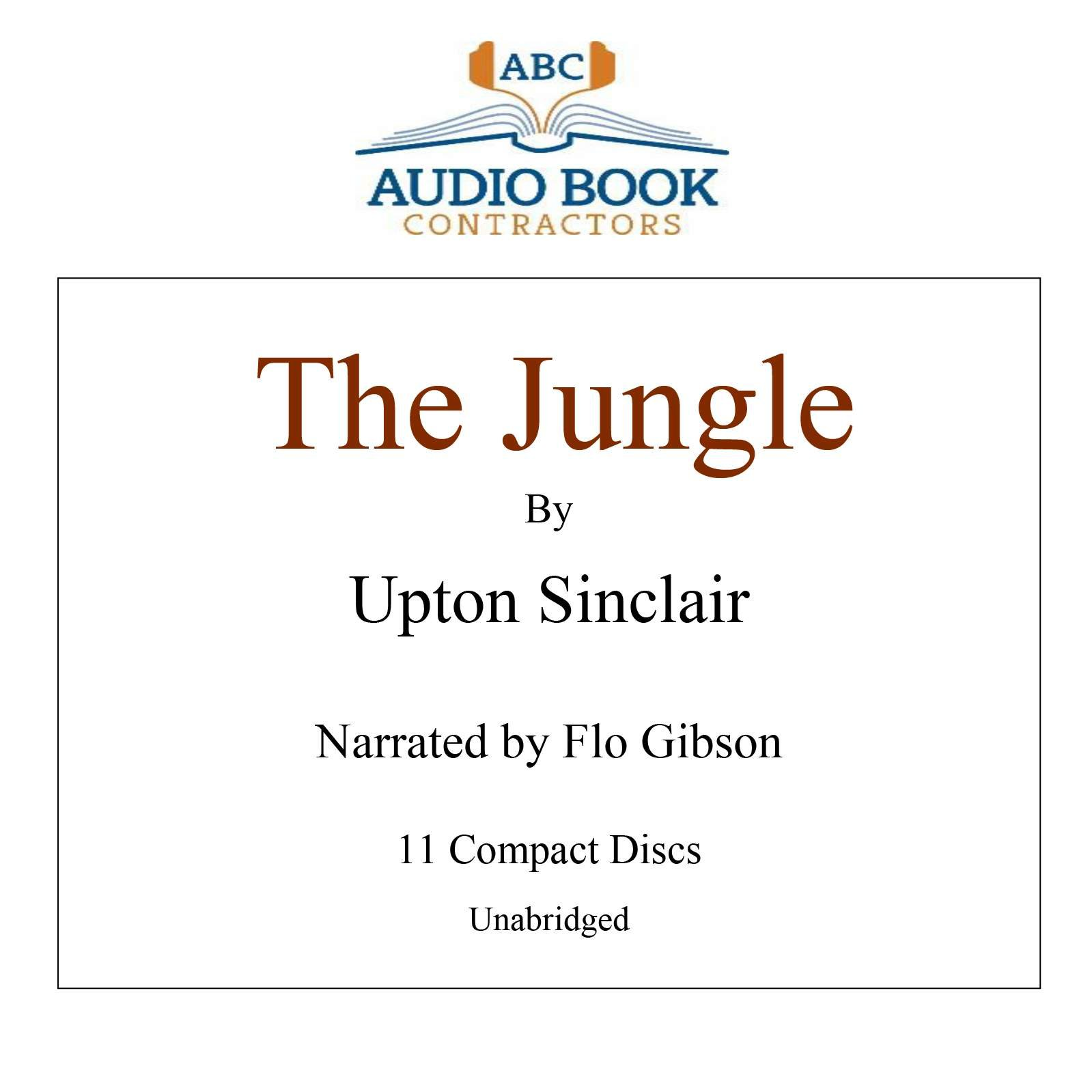 Download The Jungle (Classic Books on CD Collection) [UNABRIDGED] (Classics on Cd) pdf epub