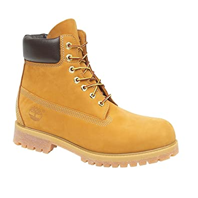 Timberland 10061 Leather Lace-Up Boot Mens Boots Boots (7.5 US) 59be36568c
