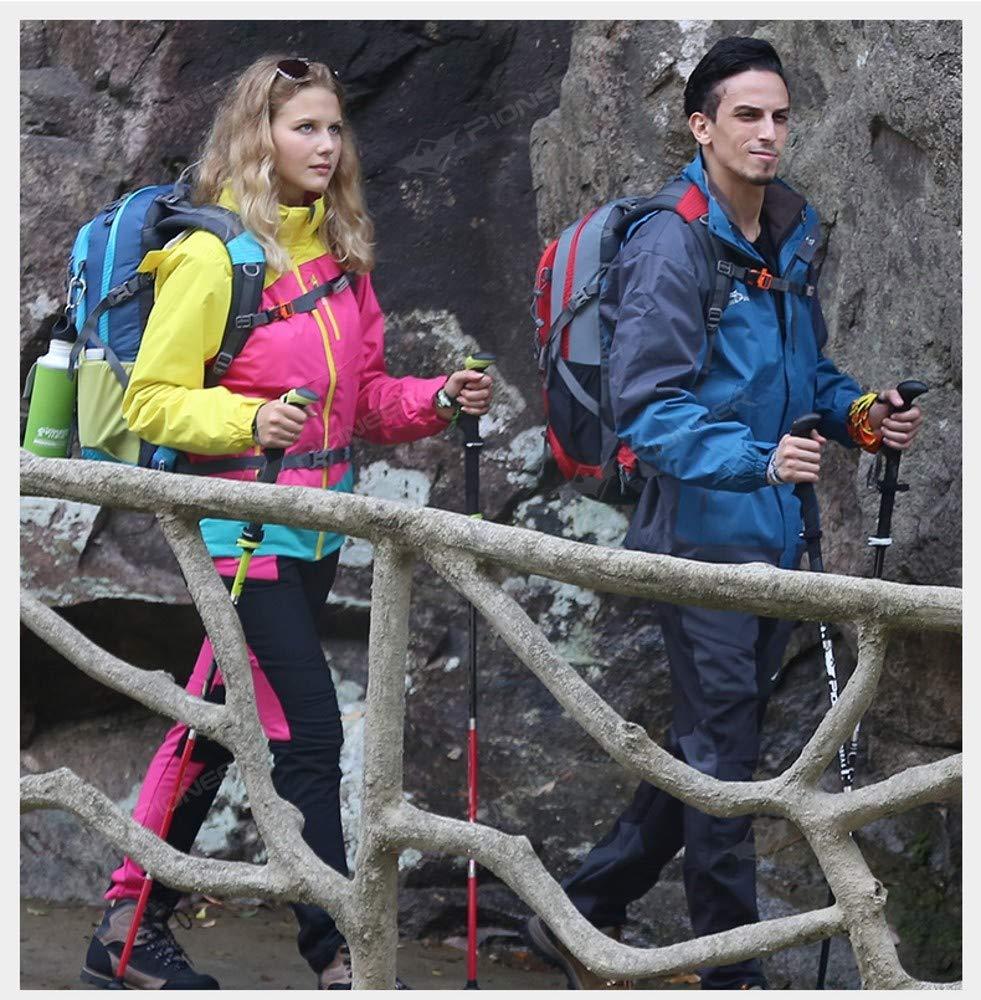 ZJX 2 Trekkingstöcke stücke   Kohlefaser Trekkingstöcke 2 Ultraleicht Faltbare Faltbare Trail Laufen Wandern Spazierstöcke Leichte Stöcke 8d1422