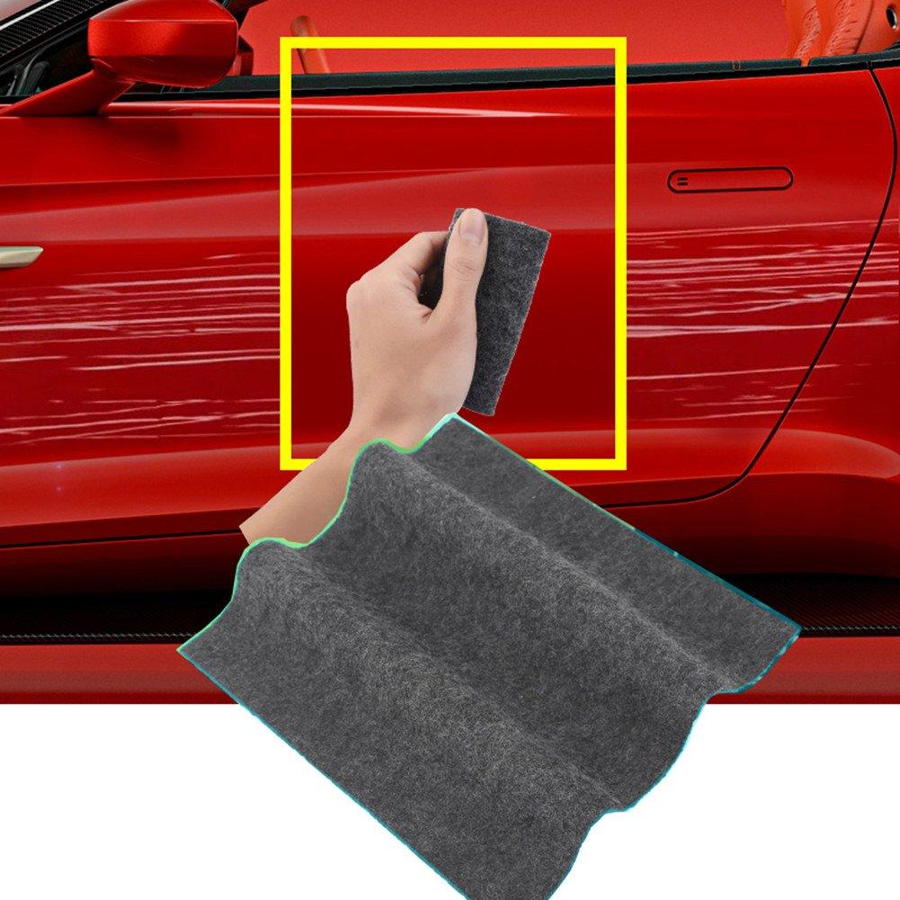 Glodenbridge Magic Car Scratch Remover Car Scratch Repair Cloth Nano Material Surface Automabile Light Paint Scratches Remover Auto Repair Tools (1)