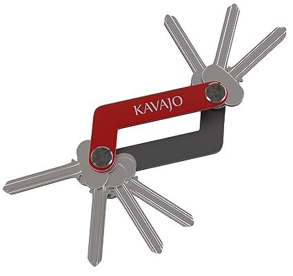 01bc1df61287 Porte-Clés Intelligent Organisateur Pratique De Clés Key Compact Pour  Trousseau À Clef En Aluminium
