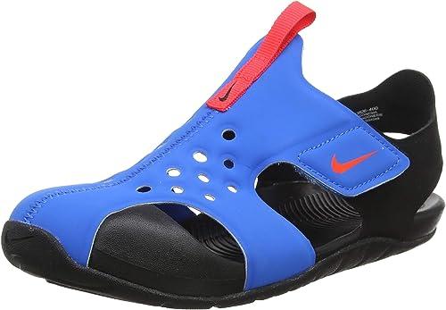 Buenos precios artesanía exquisita Precio al por mayor 2019 Amazon.com | Nike Boys' Sunray Protect 2 (PS) Preschool Sandal ...