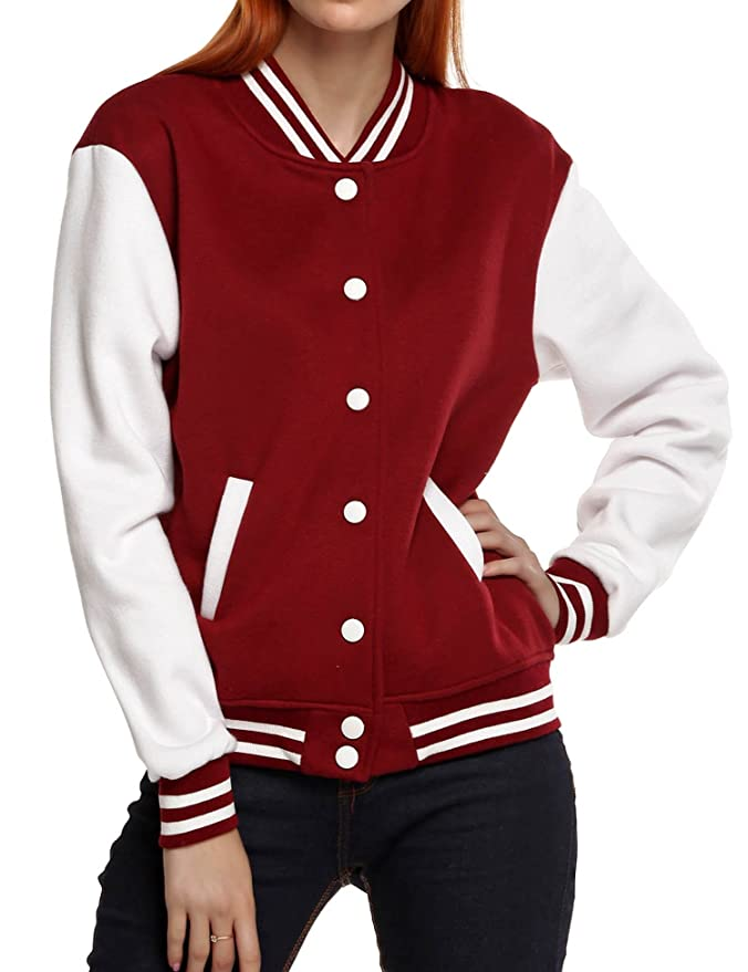 Baseball Uniform Button Down Jacket
