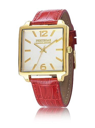 Pertegaz Reloj PDS-003/R Rojo