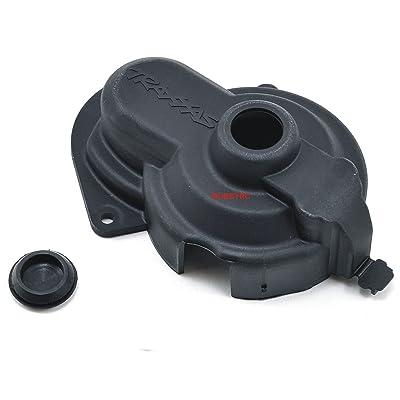 Traxxas 3792 Transmission Gear Dust Cover Bandit Rustler Slash Stampede: Toys & Games