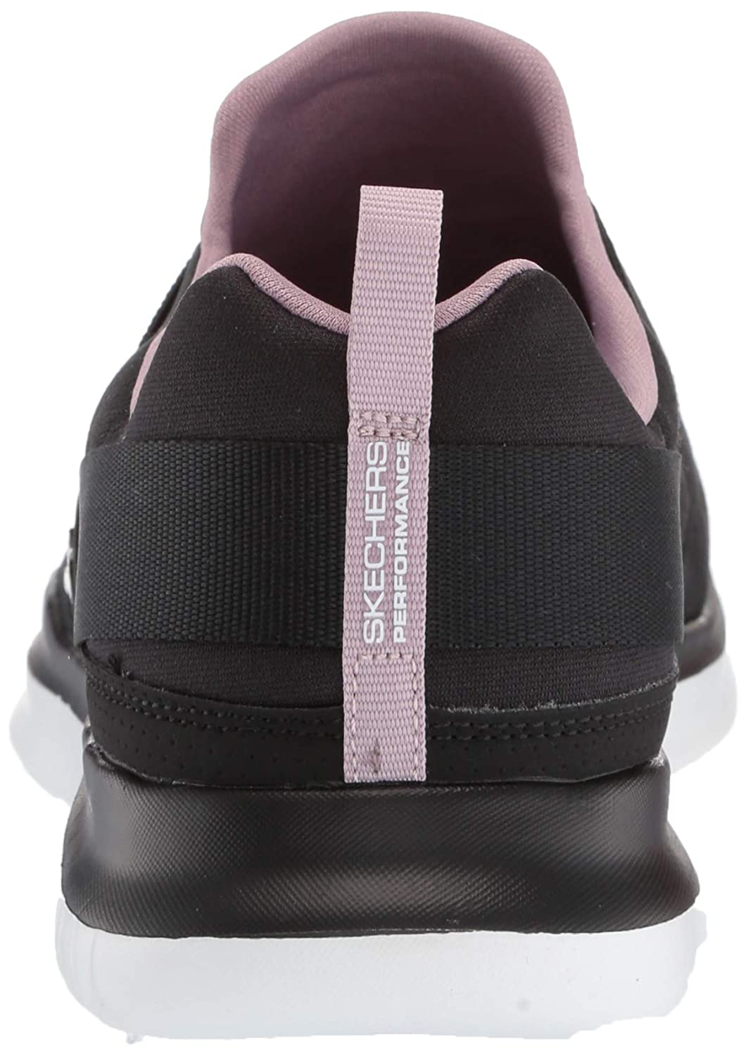 Run MOJO-15116 Sneaker, Black/Mauve