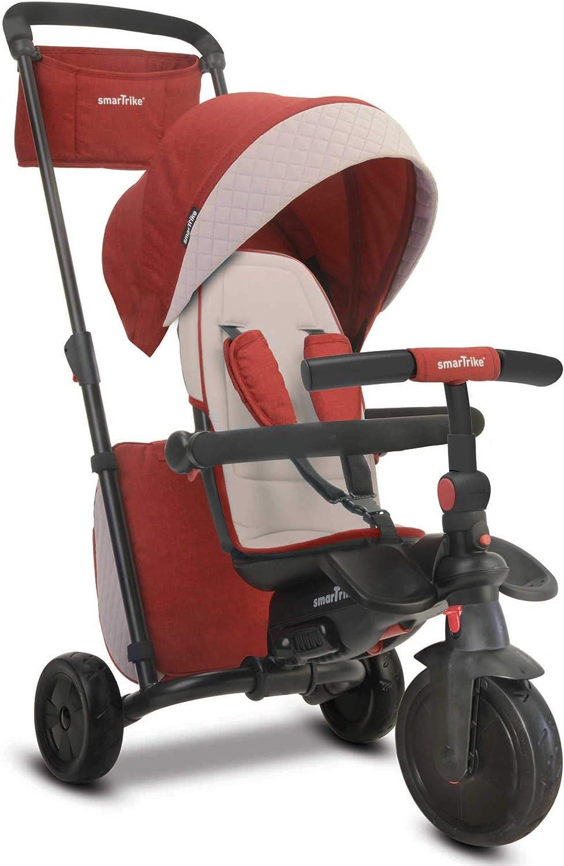 Triciclo infantil SmarTrike,revolucionario 6en 1Folding Trike