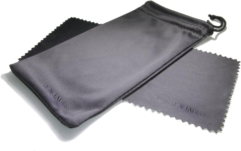 Schleiter & Jauernig SJ-BT-S Bolsa de Microfibra y paño – Bolsa para Gafas/Funda con cordón de plástico para un Almacenamiento Seguro de Gafas de Sol 3D, etc. Paño de Microfibra Fino de