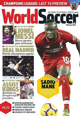 eca567e54e3e5e World Soccer UK: Amazon.co.uk: Kindle Store